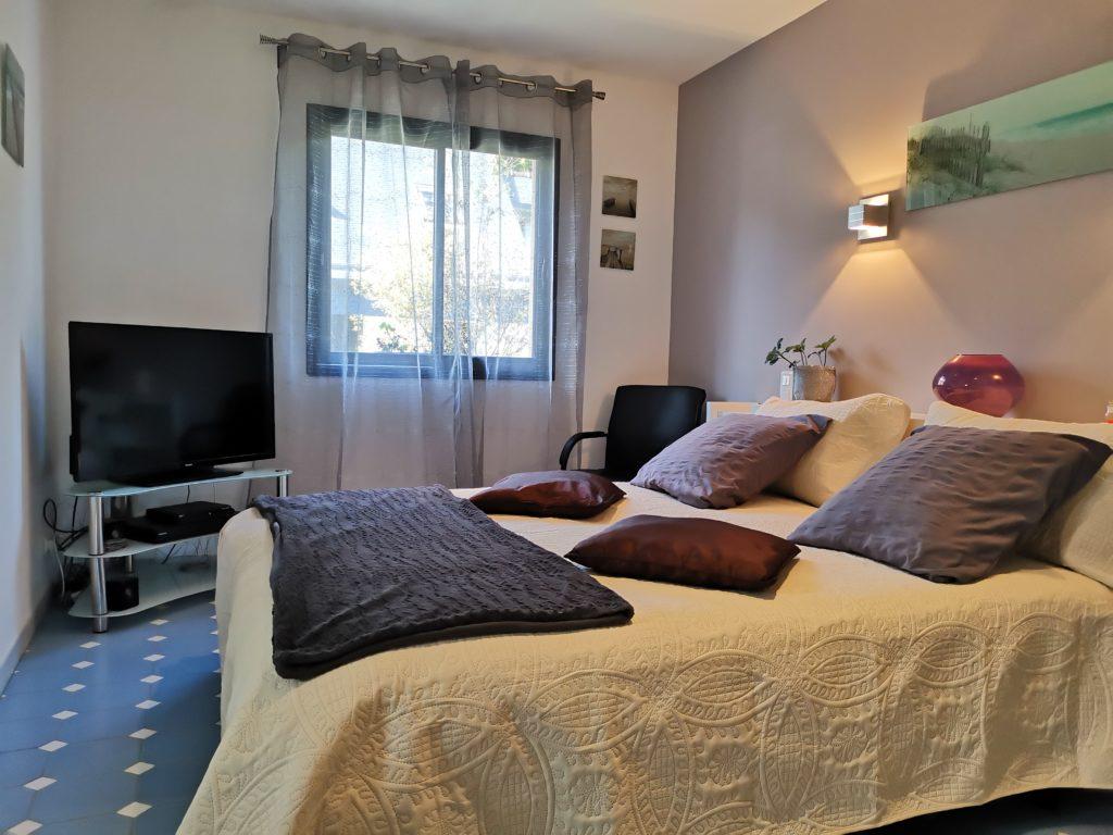 Villa Maribel Le studio, un hébergement luxueux pour 2 personnes…